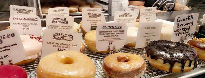 The Doughnut Project is one of Posti che sono piaciuti a Erik.