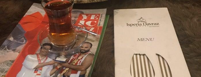 Isperia Davraz Restaurant is one of Gittiğim Yerler2.
