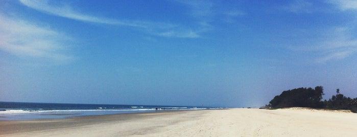 Varca Beach is one of Гоа.