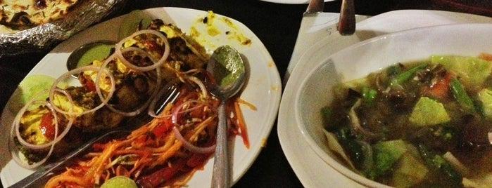Tibet Kitchen is one of Essen 9.