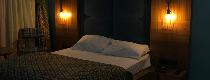 Borapark Hotel is one of Lieux qui ont plu à H.Halisdemir.
