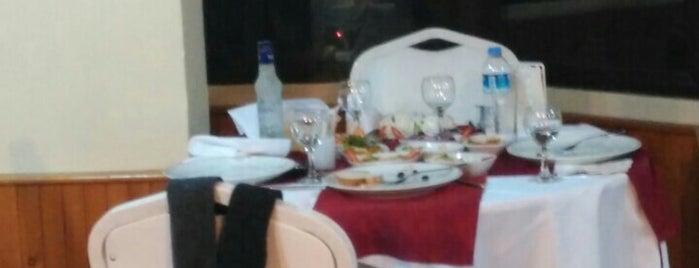 Cafe Terrace - Grand Kurdoglu is one of Kuşadası.