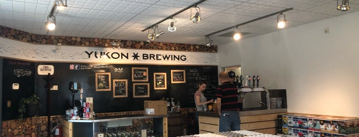 Yukon Brewing is one of Alan 님이 좋아한 장소.