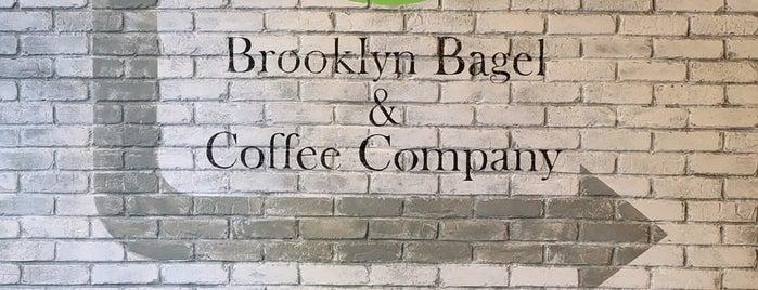 Brooklyn Bagel & Coffee Company is one of NYC Food.