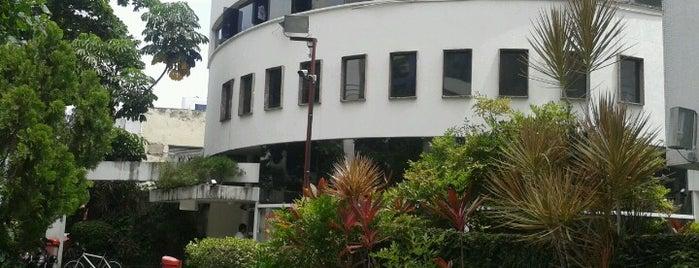 Além do Pão Delicatessen is one of Orte, die Thiago gefallen.