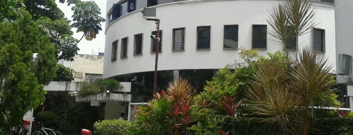 Além do Pão Delicatessen is one of สถานที่ที่ Thiago ถูกใจ.