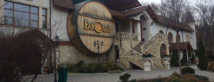 Butoiaș is one of Best Restaurants (6.0+) in Chișinău.