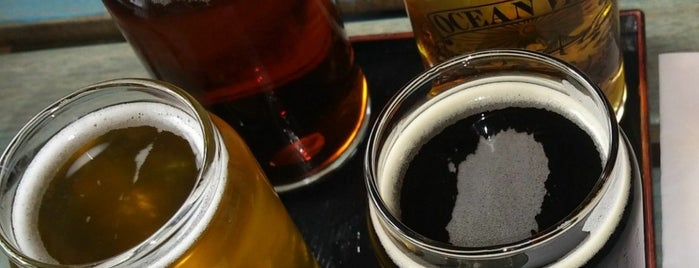 Ocean View Brew Works is one of Home.