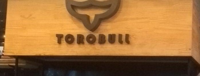 Torobull is one of Lieux qui ont plu à Carlos.