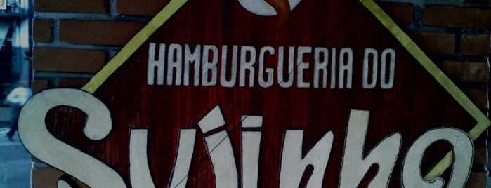 Hamburgueria do Sujinho is one of SP- Comes e Bebes.