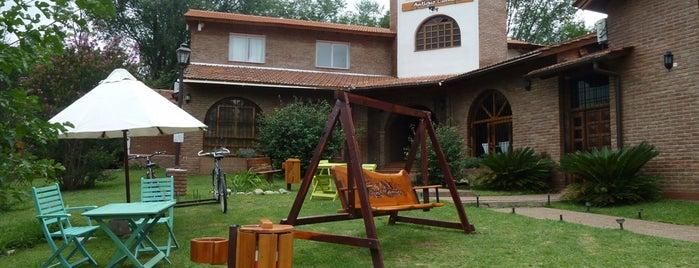 Hotel Antiguo Camino is one of สถานที่ที่ ᴡ ถูกใจ.