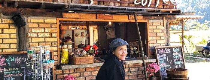 อุ่มเอิบ Coffee is one of Thailand.