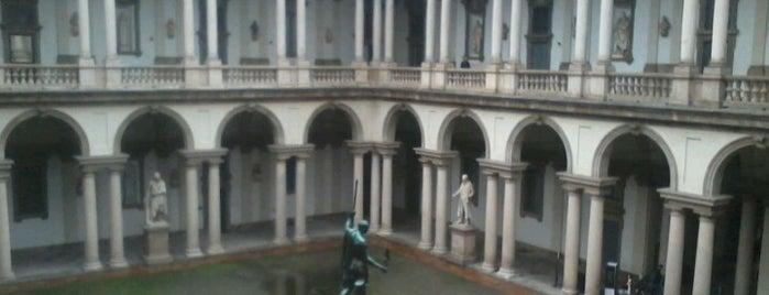 Palazzo di Brera is one of Italia to-do🇮🇹🍝🍕.