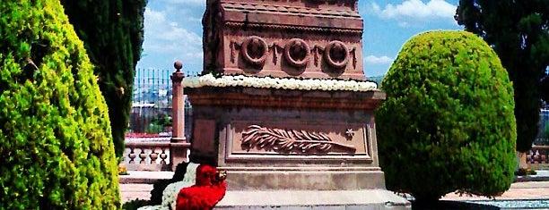 Panteon De Los Queretanos Ilustres is one of Queretaro San Miguel.