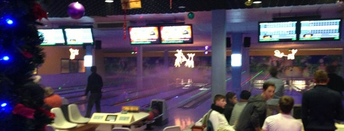West Bowling is one of Favorite Arts & Entertainment.
