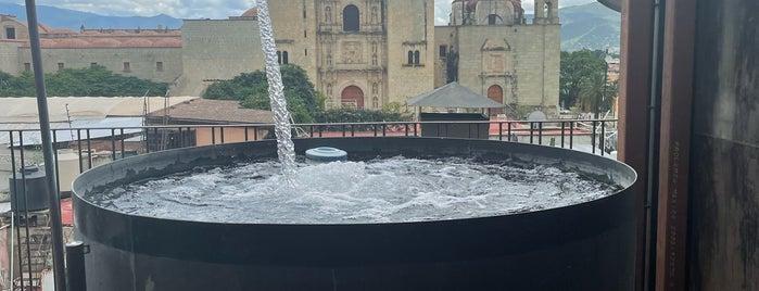 Hotel Los Amantes is one of Oaxaca.