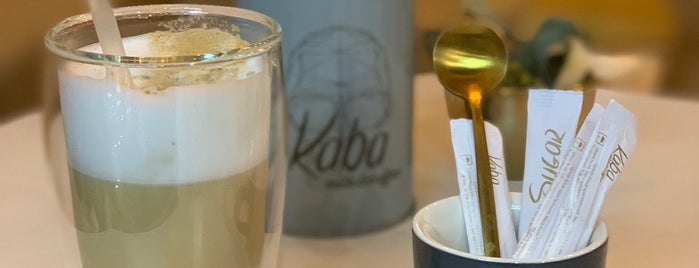 Kaba Milk&Coffee is one of Odesa.