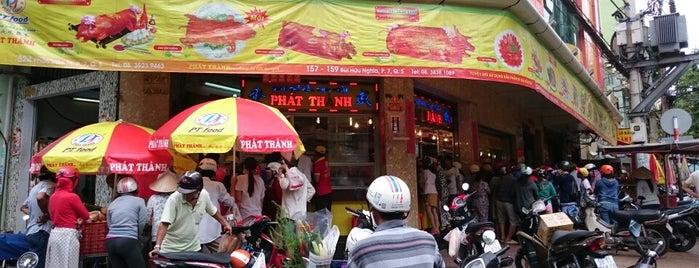 Vịt Quay Phát Thành is one of Lugares guardados de Ike.