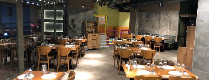 Kuzuzade Türk Mutfagi is one of Dönerciler, Türk, Ortadoğu ve Balkan mutfakları.