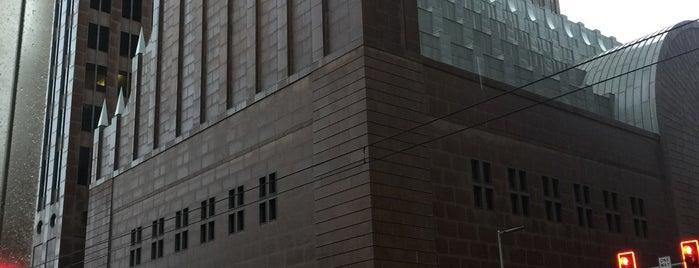 Bank of America Center is one of สถานที่ที่ Miguel ถูกใจ.