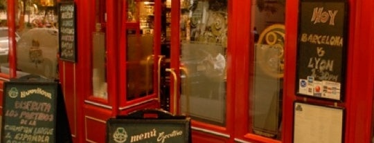 Celtics Pub Irlandés is one of Lugares favoritos de Brend.
