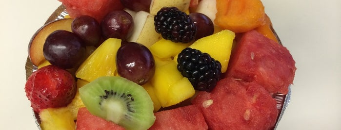 Best Healthy Choice Fruit Cart is one of Luminaries Need to Eat Too.