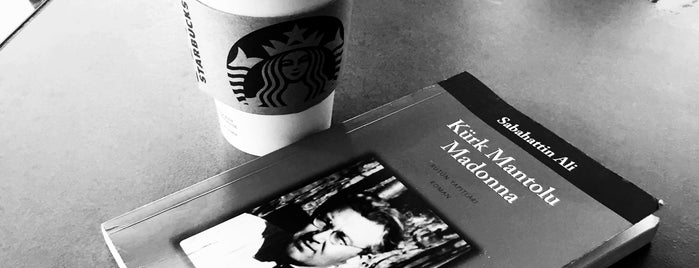 Starbucks is one of TR.