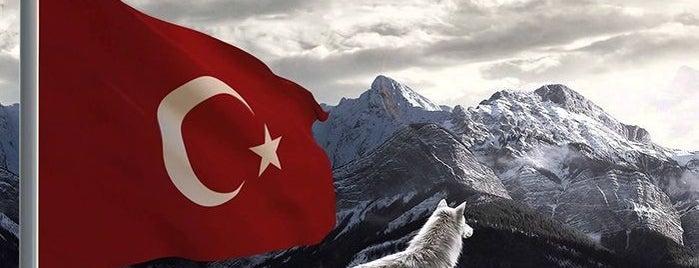İstanbul Türkiye is one of İstanbul.