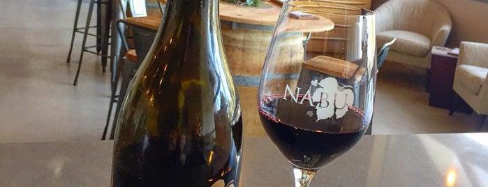 NABU Winery & Tasting Room is one of Lieux qui ont plu à Chris.