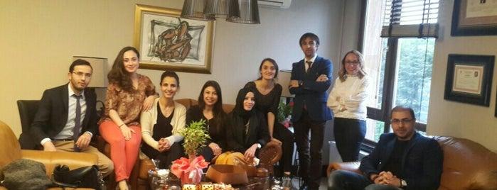 Özşahin&Özer Hukuk Bürosu is one of Bade'm'ın Beğendiği Mekanlar.
