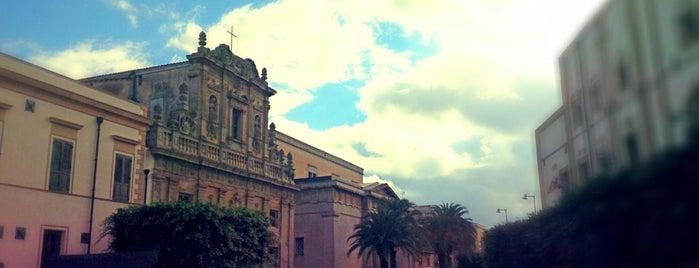 Sistema delle Piazze is one of SICILIA - ITALY.