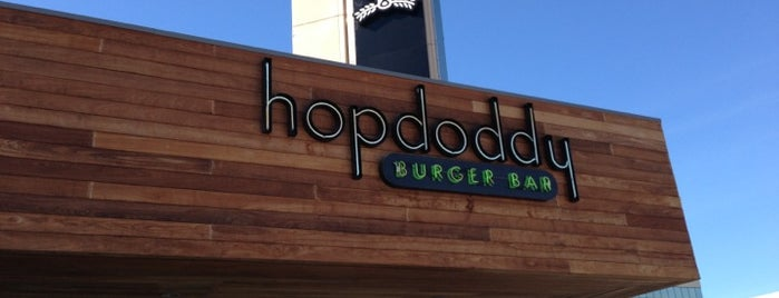 Hopdoddy Burger Bar is one of Hungry in the DTX (Dallas, Tx area).