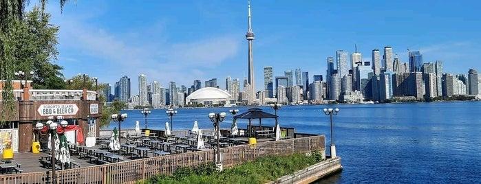 Olympic Island is one of Toronto - Neighborhoods & Districts.