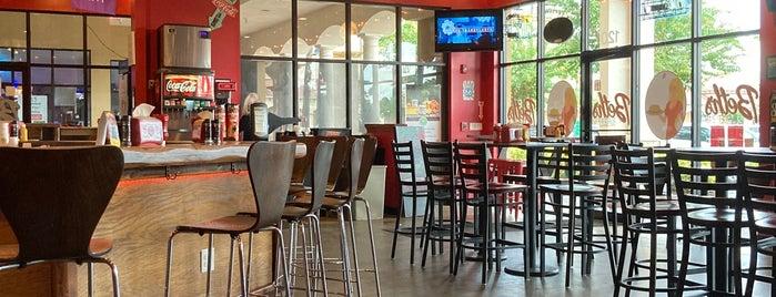 Beth's Burger Bar is one of Orlando.