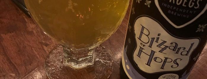 Appalachian Brewing Company is one of สถานที่ที่บันทึกไว้ของ G.