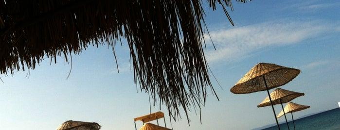 Erikli Hotel Beach is one of İsmail'in Kaydettiği Mekanlar.
