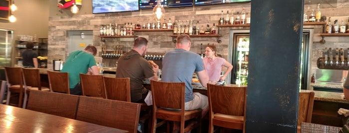 Roosevelt's is one of Top Restaurants.