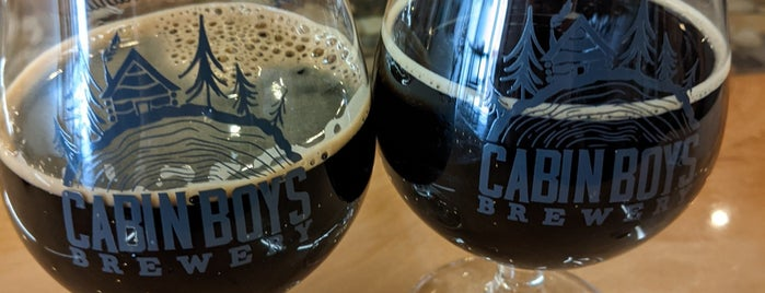 Cabin Boys Brewery is one of Beer in Tulsa.