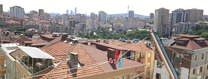 Tepeüstü is one of İstanbul Mahalle 2.
