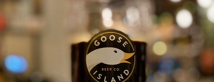 Goose Island Beer Co. is one of Beer / Ratebeer's Top 100 Brewers [2018].