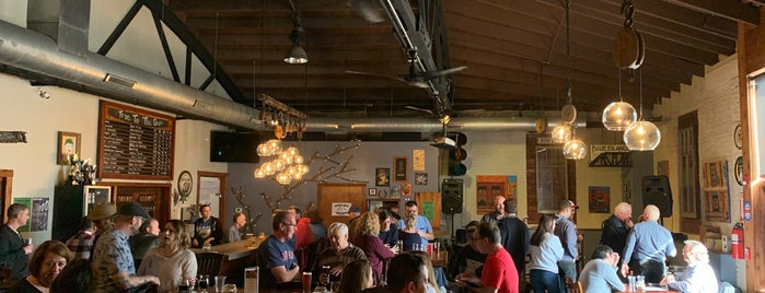 Blue Island Brewing Co. is one of Breweries and Brewpubs.