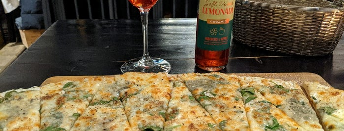Flammkuchen is one of Tallinn.