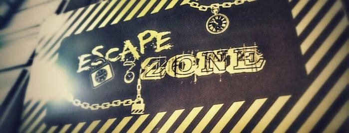 Escape Zone - The live escape game is one of Gespeicherte Orte von Németh.
