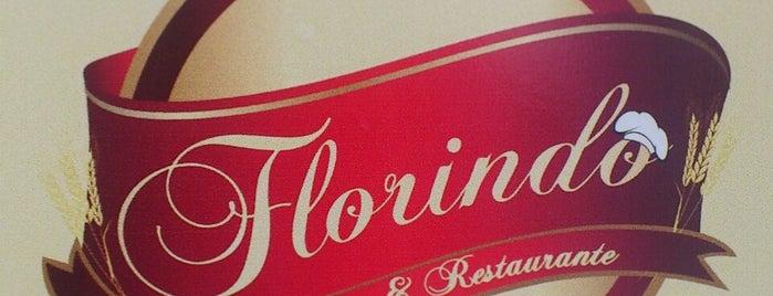 Florindo - Padaria e Restaurante is one of 20 favorite restaurants.