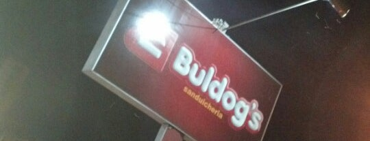 Buldogs Sanduicheria is one of Locais curtidos por Fabiana.