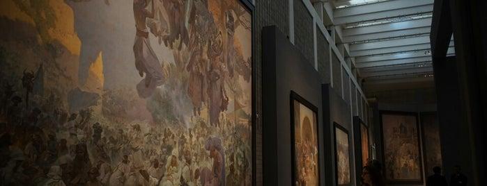 Národní galerie Praha | Veletržní palác is one of To-Do List [Prg].