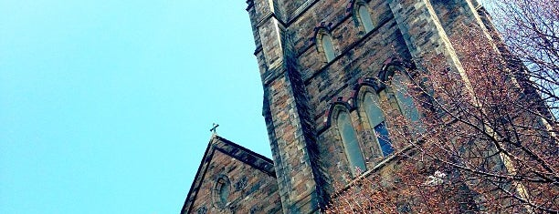 Cathedral Of The Holy Cross is one of Boston.