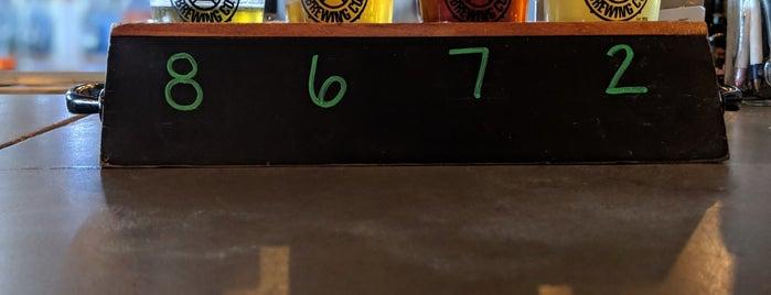 Grove City Brewing Co is one of Orte, die Daniel gefallen.