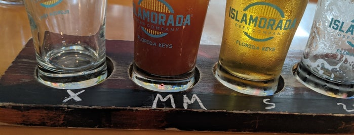 Islamorada Beer Company is one of Florida Keys.