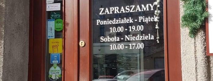Wyszukane desery braci Szewczenko is one of Krakow Poland.